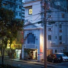 Profil utilisateur de 長崎インターナショナルホステルあかり