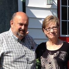 Profil Pengguna Laurie & Bruce