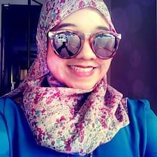 Profil utilisateur de Nur Liyana