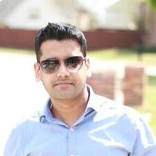 Aashish felhasználói profilja