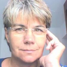 Henkilön Stéphanie käyttäjäprofiili