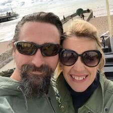Ian & Pippa User Profile