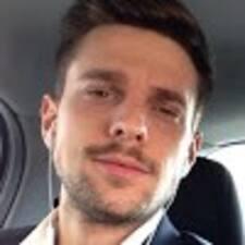 Federico felhasználói profilja