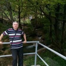 Zoran felhasználói profilja