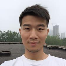 Xiaodong felhasználói profilja