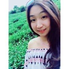 Perfil do usuário de He