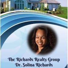 Profil utilisateur de Dr. Solina