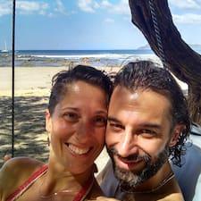 Nutzerprofil von Elena & Francesco