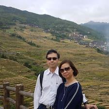 Pui Lin felhasználói profilja