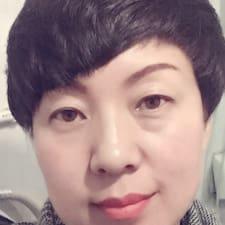 国庆 felhasználói profilja