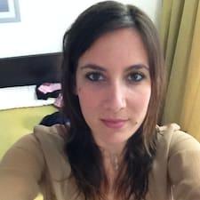 Cyrielle felhasználói profilja