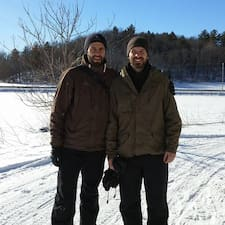 Pedja And Mark