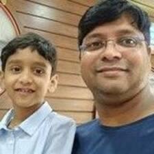 Perfil do utilizador de Ashutosh