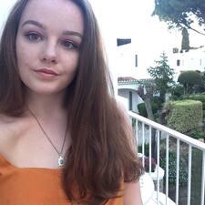 Eleanor felhasználói profilja