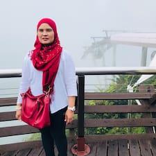 Azilah User Profile