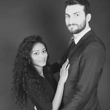 Pooja & Christophe User Profile