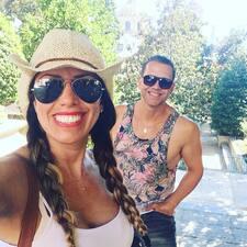 Sabrina & Eduardo User Profile