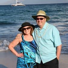 Kathy & Barry es SuperAnfitrión.
