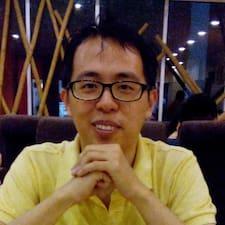 Användarprofil för Yi Yang