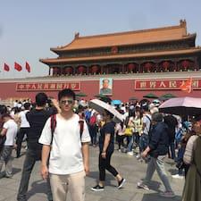 Gebruikersprofiel 曉  Chen