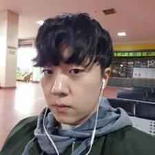 Profil utilisateur de 지웅