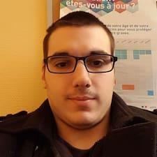 โพรไฟล์ผู้ใช้ Jérémie