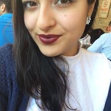 Elif felhasználói profilja