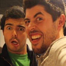 Nutzerprofil von Pedro & Rúben