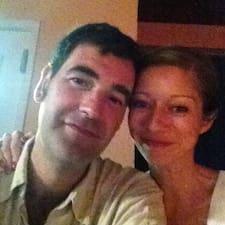 Henkilön Nathalie & Laurent käyttäjäprofiili
