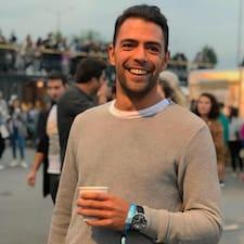 Profil utilisateur de Melih