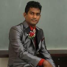 Tharanga Kalum felhasználói profilja