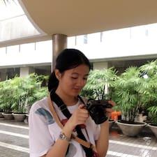 โพรไฟล์ผู้ใช้ Jie-Yu