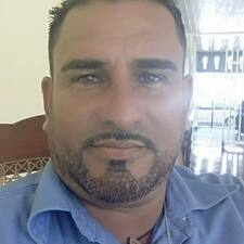 Juan C felhasználói profilja