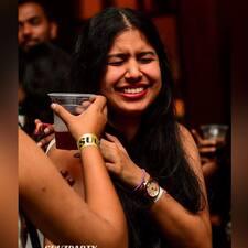 Sadhana felhasználói profilja
