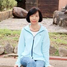 Yuehying felhasználói profilja