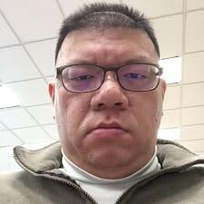 Henkilön Fengbin käyttäjäprofiili