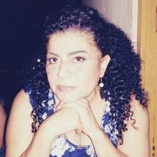 Yasmina Padilla felhasználói profilja