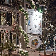 Gebruikersprofiel Colonial Inn