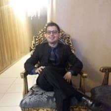 Profil Pengguna Victor Daniel