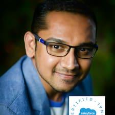 Guha Anandh - Uživatelský profil