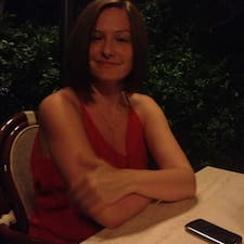 Victoria Brukerprofil
