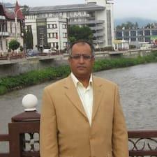 Aref User Profile