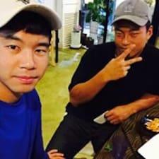 Perfil do usuário de 경원