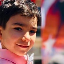 Profil utilisateur de Serkan