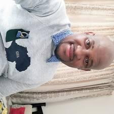 Tshepo felhasználói profilja