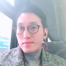 Changgook felhasználói profilja