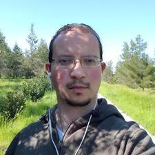 Charidemos felhasználói profilja