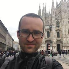 Vladislav felhasználói profilja