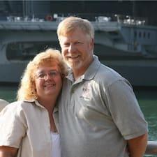 Pam & Brian Brugerprofil