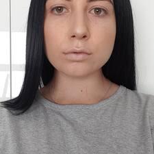 Tijana Brukerprofil